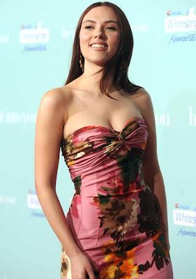 hot Scarlett Johanson