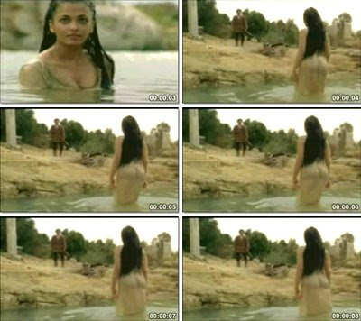 Aishwarya hot bathing pics