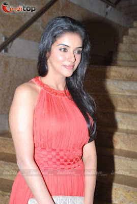 Gorgeous Asin Latest Party Pics In Redhot Dress