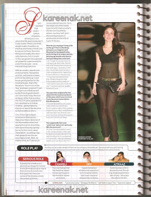 Latest Pictures of ''KAREENA'' from Mr.& Ms.Khanna.....hott.