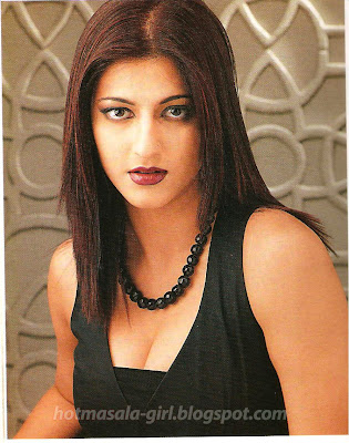 Shruti Hassan Red Hot Scans from Savvy Mag
