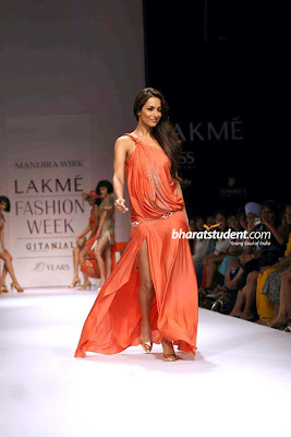 Mallaika Arora Rocks Lakme Fashion Week