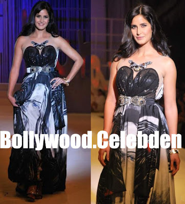 Katrina Kaif Sizzles at Being Human Show