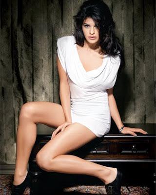 Jacqueline Fernandez Hot Photoshoot for FHM