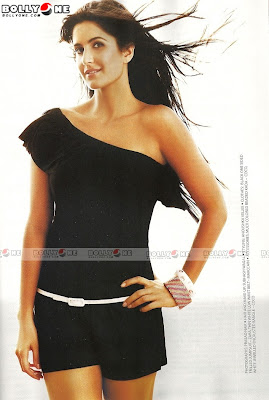 Katrina Kaif Sizzles on FILMFARE December 2009 Mag