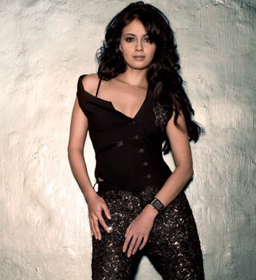 Dia Mirza Hot Cosmopolitan Magazine Photoshoot