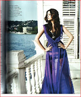 Aishwarya Rai Photoshoot for Vogue Magazine (July 2010)