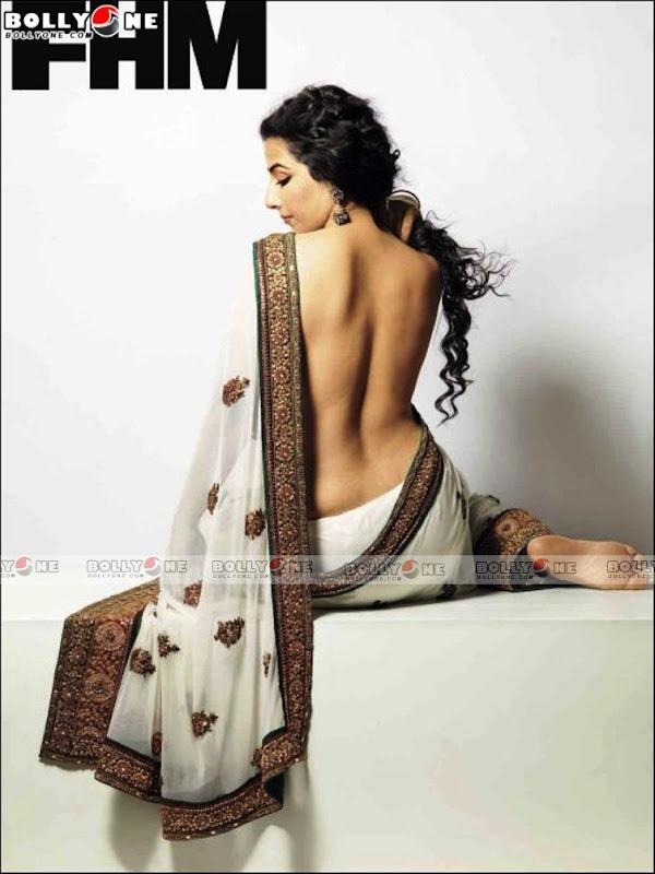 Vidya Balan Hot FHM November 2010