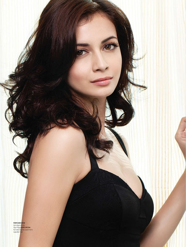 Dia Mirza Photoshoot For Maxim India