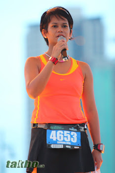 Takbo.ph Runfest, 25 July 2010