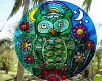 Mandala Corujinha