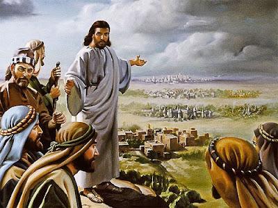 ide por todo o mundo e pregai o evangelho a toda criatura - Destra Fiel