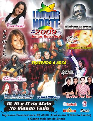Louvor Norte 2009