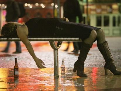 Essay on binge drinking