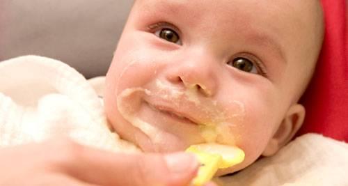 Receitas de Bebês