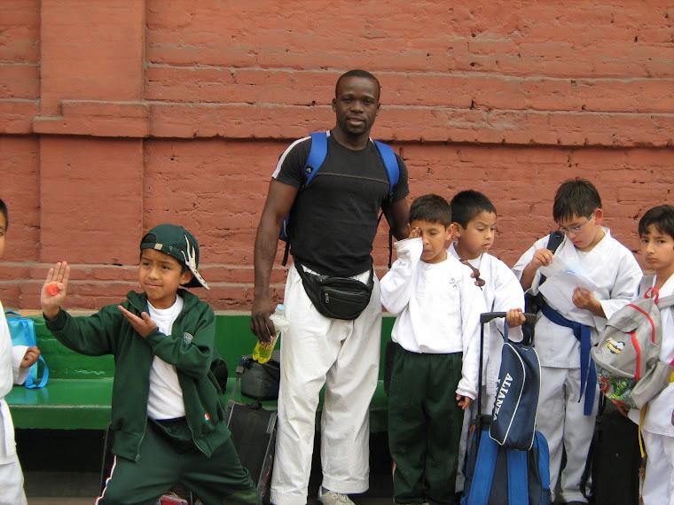 karate como educacion fisica
