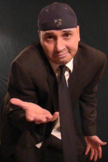 Comedian Joe Fontenot