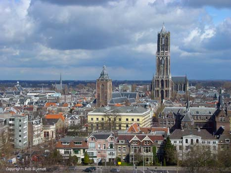 Sights to see in the Utrecht