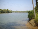 Barkur River(learnt basics of swimming during school days vacations)