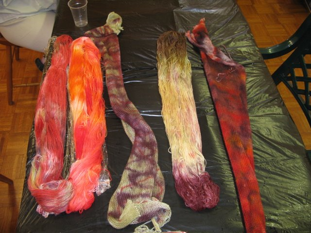 [sock+dyeing+blanks+and+yarn+after+dyeing]
