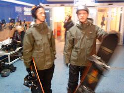 Luke & Dale