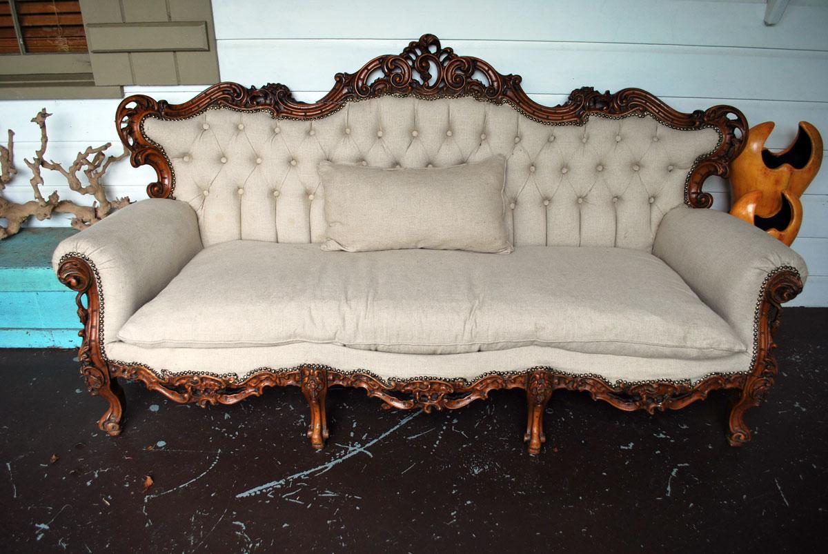 Junk2funk Antique Sofa Total Glam
