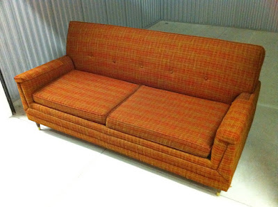 junk2funk 1940 s Masquerader Sofa Bed by Flexsteel