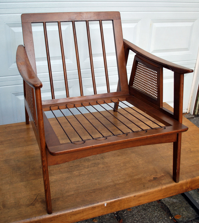 Junk2funk Mid Century Modern Chair