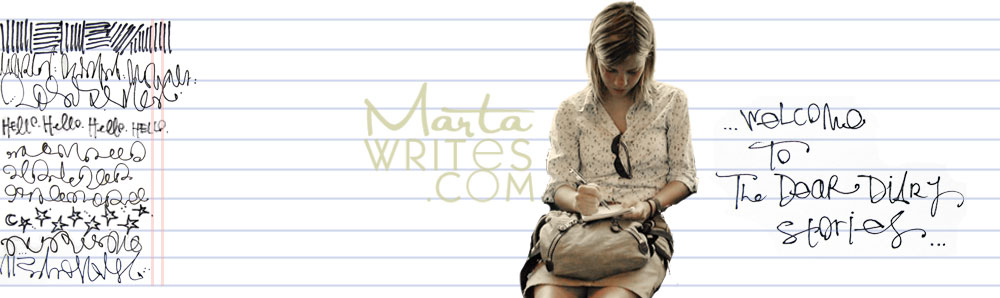 marta writes