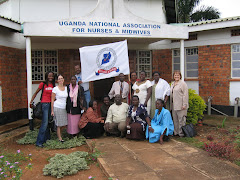 Reaching Out to Ugandan Nurses