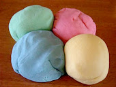 My Favorite Play dough Recipe