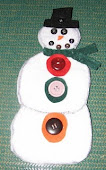 Button Snowman
