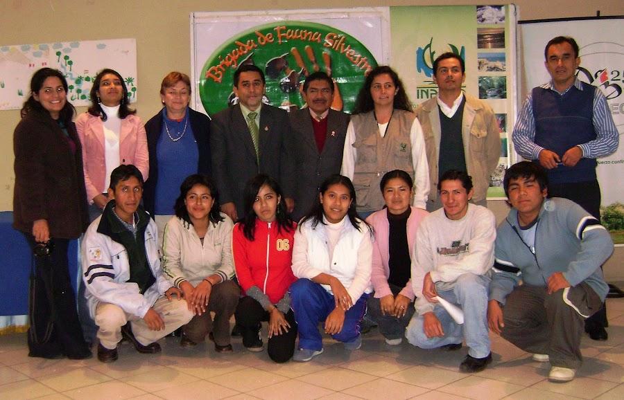 capacitación de la BFS de Lima Norte Huacho