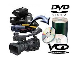 TRANSFER VIDEO VCD-DVD