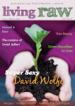 Australia's first raw food, lifestyle & culture magazine is here!