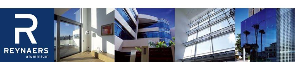 REYNAERS · aluminio y arquitectura