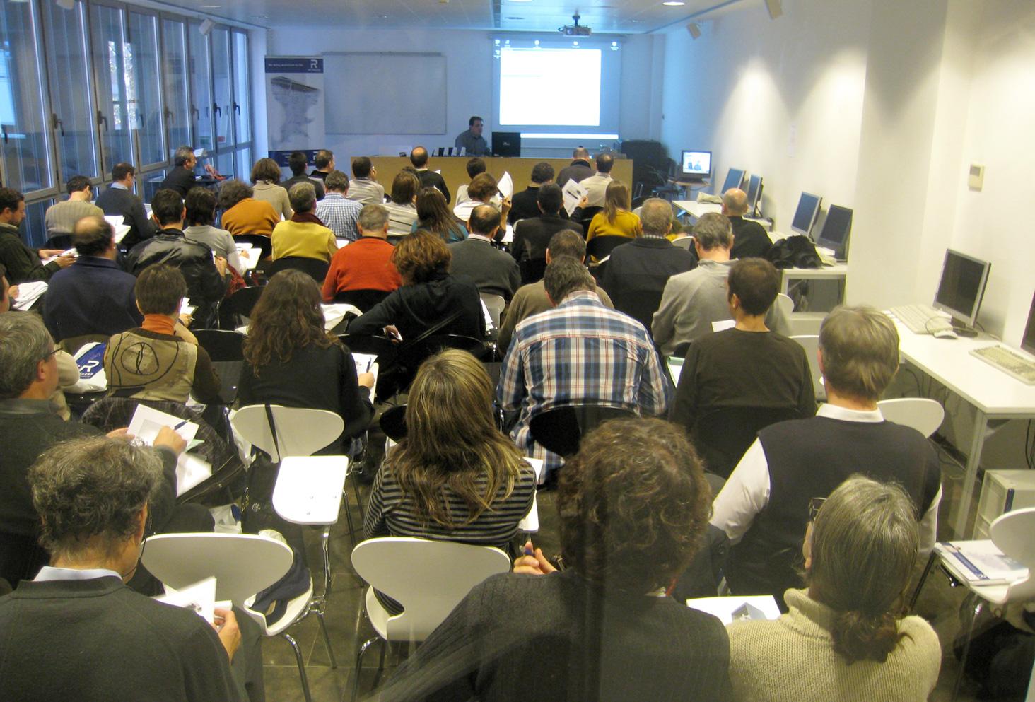 Reynaers aluminio y arquitectura diciembre 2010 - Colegio arquitectos barcelona ...