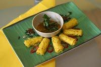 Roti Jala Kari Ayam D'ana Cafe RM3++