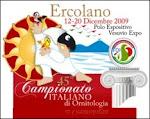 CAMPIONATO ITALIANO DI ORNITOLOGIA