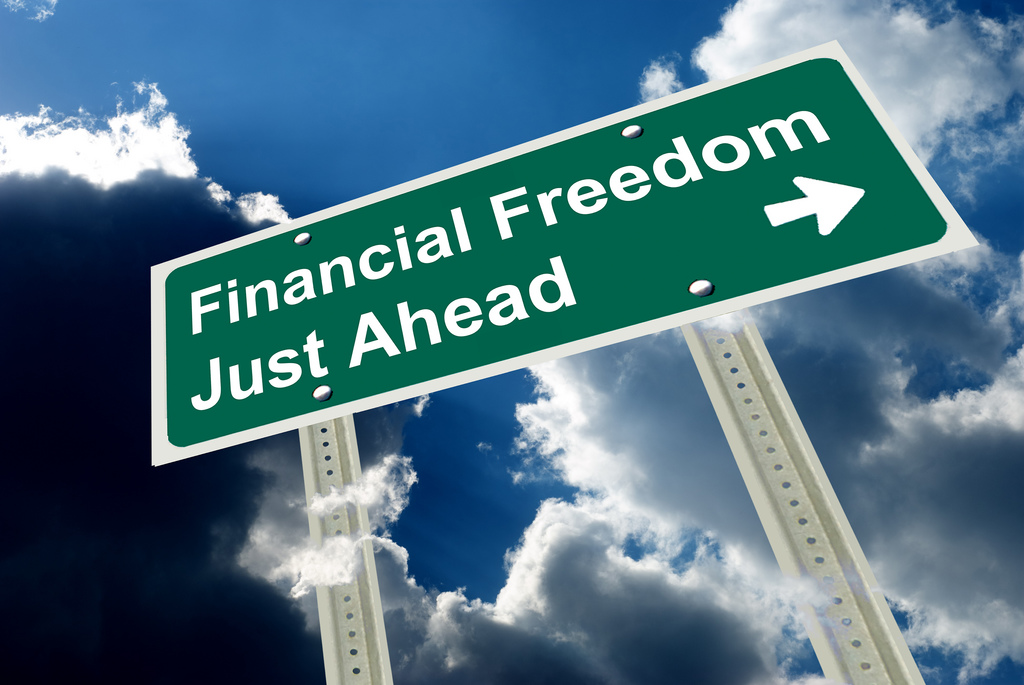 Strong desire to be financially free? Click here to take charge of your life ...