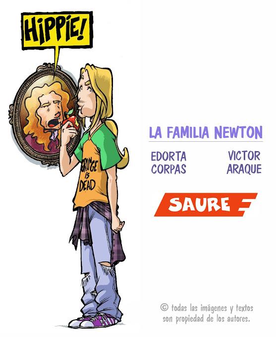 LA FAMILIA NEWTON