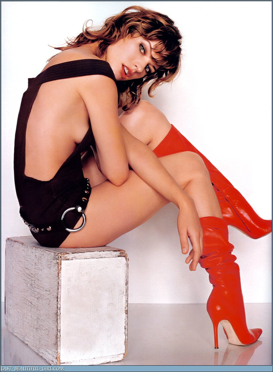 fashion style: Milla J... Milla Jovovich Photos