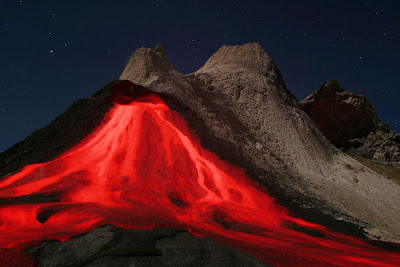 Breathtaking Volcano Photographs