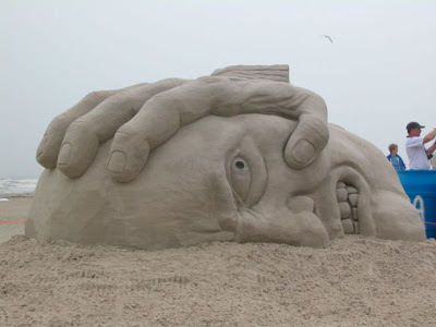 OMG! The Best Sand Sculptures Ever Seen On www.coolpicturegallery.net