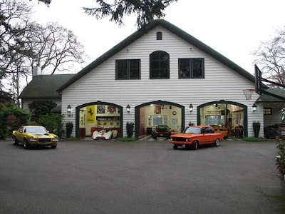 just cool pics cool garages for super cool cars