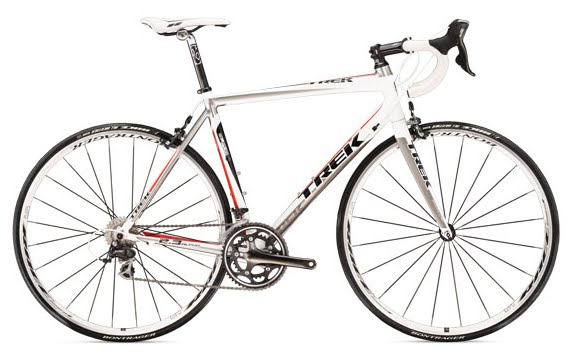 is a nice Trek Road Bike