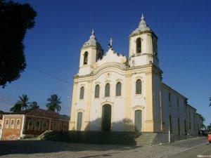 LARANJEIRAS (SE) - IGREJA MATRIZ SAGRADO CORAÇÃO DE JESUS