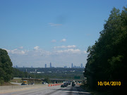 A look at Atlanta's skyline. Every time we cross the Georgia stateline, .