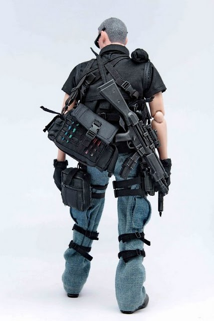 Toy Workers: HOT!!! VERY HOT1/6 PMC VER.4 & FBI UNIFORM ...