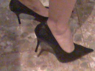 mis queridos zapatos usados